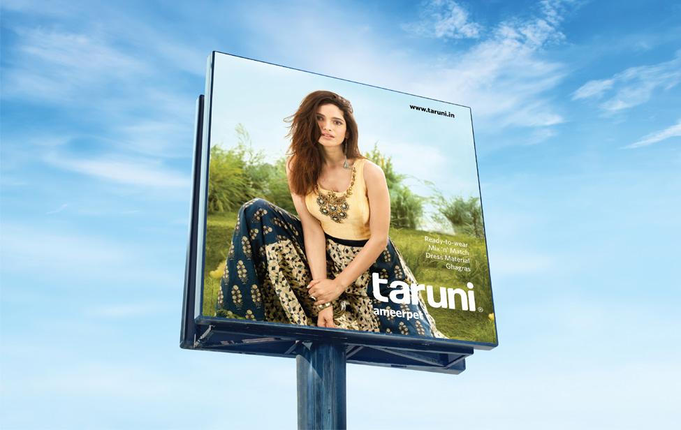 Taruni new haording design