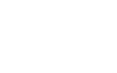 White Thoughts and Branding Hyderabad