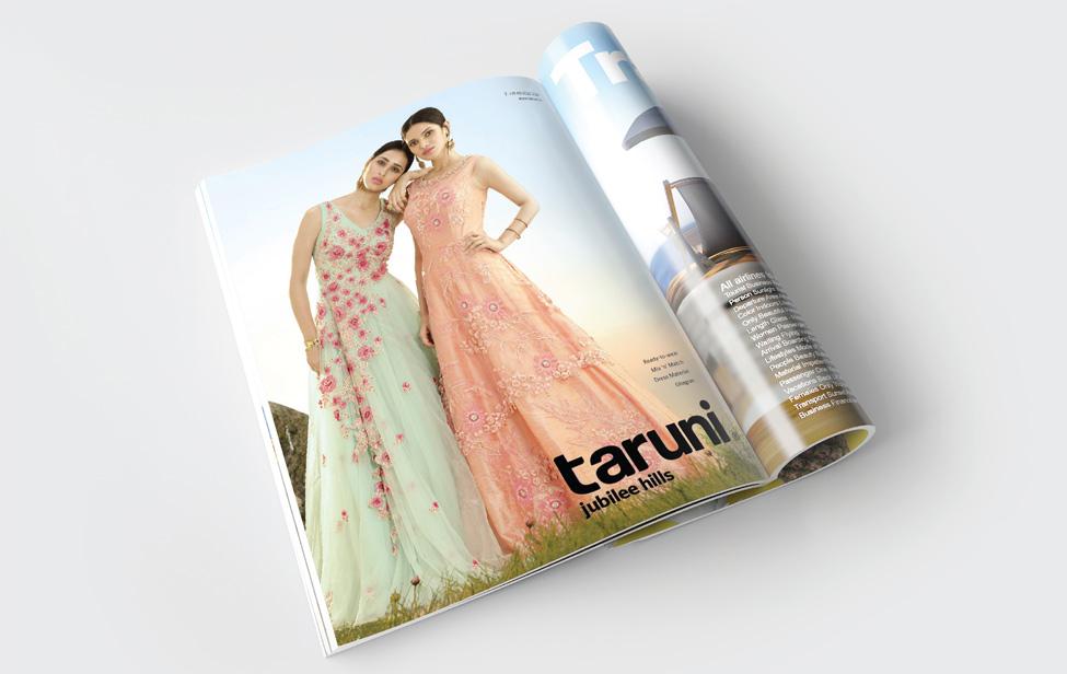 Taruni new design